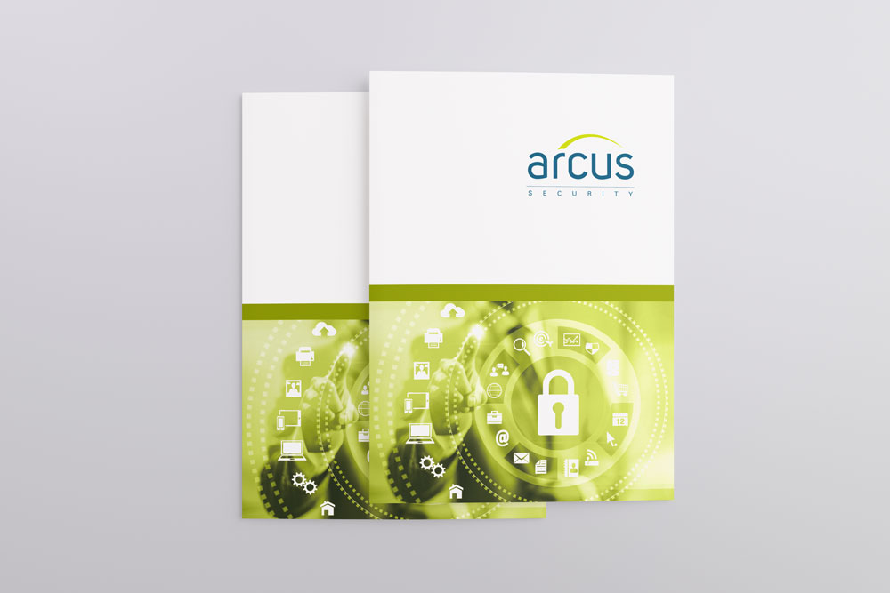 Arcus Security Flyer